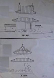 瓦の日宇都宮城8