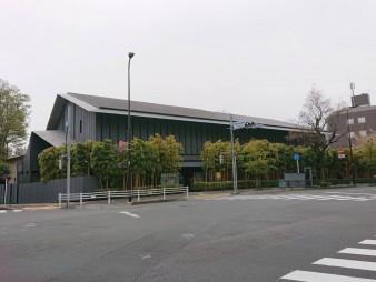 隈研吾氏 根津美術館 1